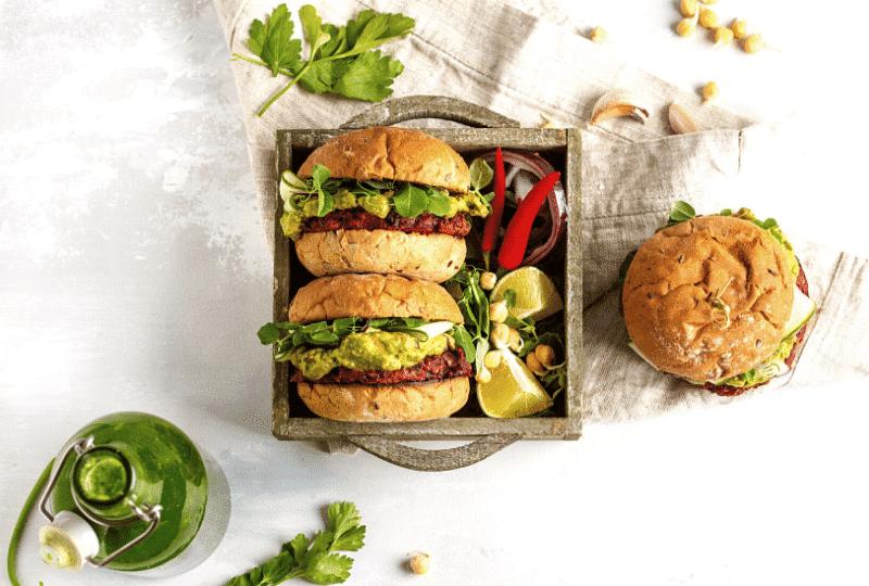 vegan-hamburger-vacsorara